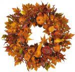 a-fall-wreath